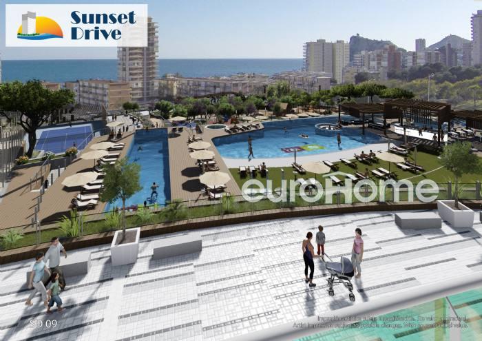 Apartamento exclusivo en la playa de benidorm a estrenar - Apartamentos en benidorm playa poniente ...