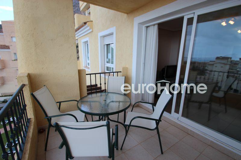 Apartamento de dos dormitorios a la venta en altea - Venta de apartamentos en altea ...